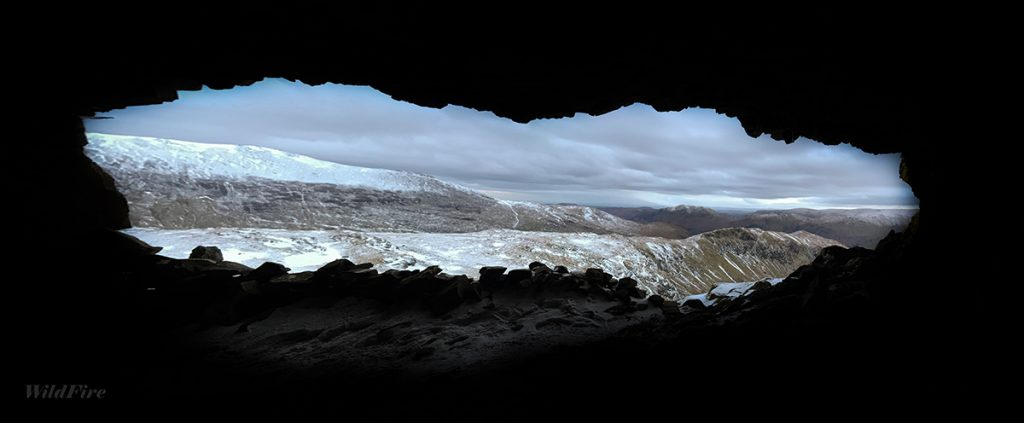 Priests Hole Cave views