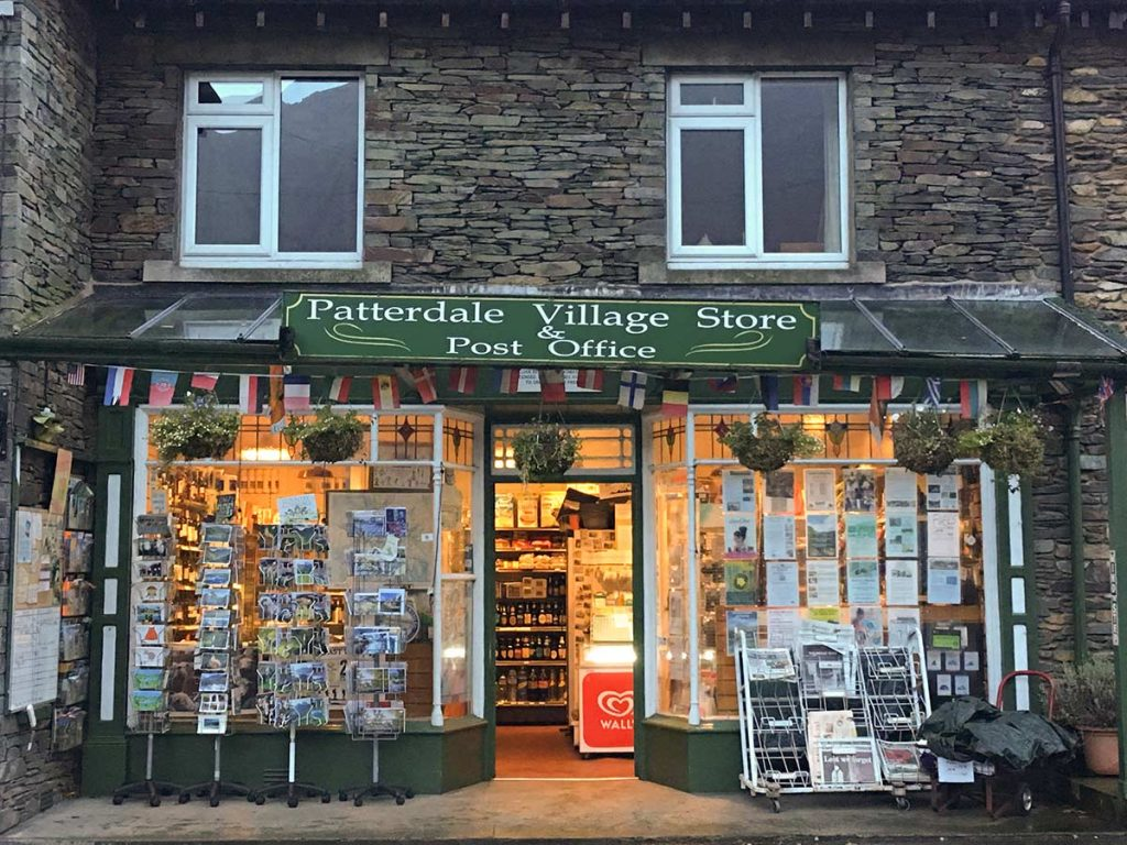 Patterdale Post Office