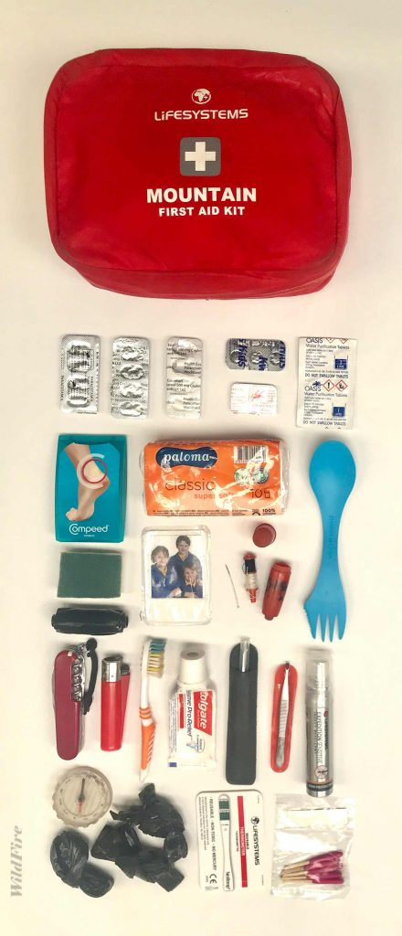 My First Aid Kit and contents