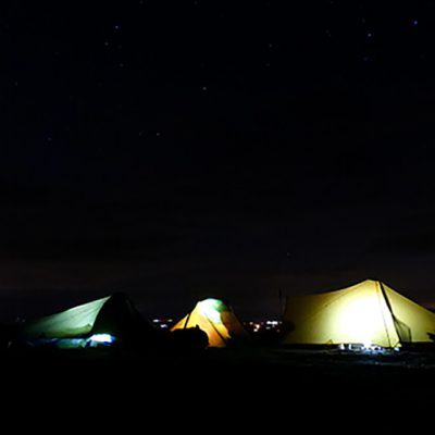Wild Camping Workshops