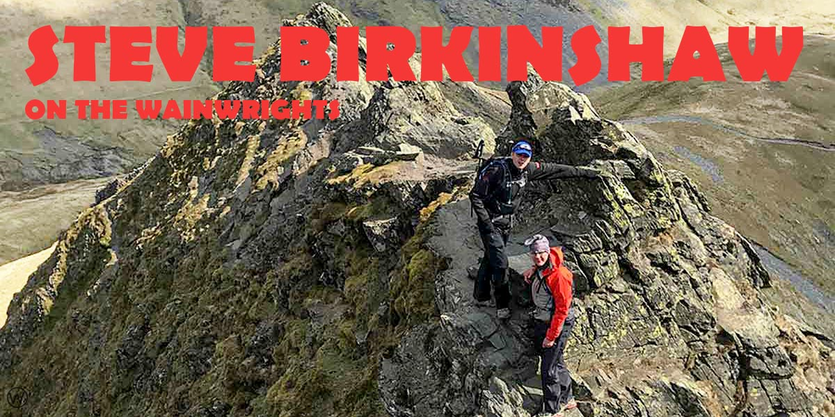 Steve Birkinshaw on the Wainwrights