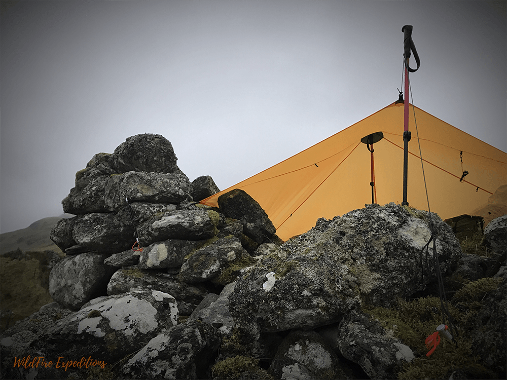 Wild Camp Ben Lawers