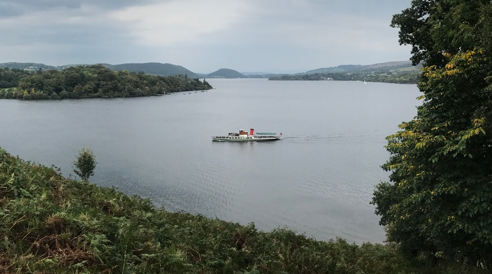 The Lady Of The Lake Ullswater