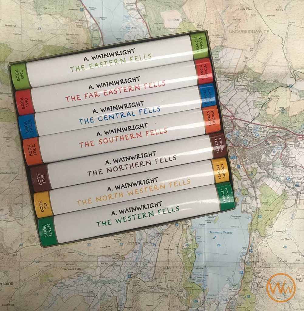 Wainwright's Pictorial Guide to the Lakeland Fells