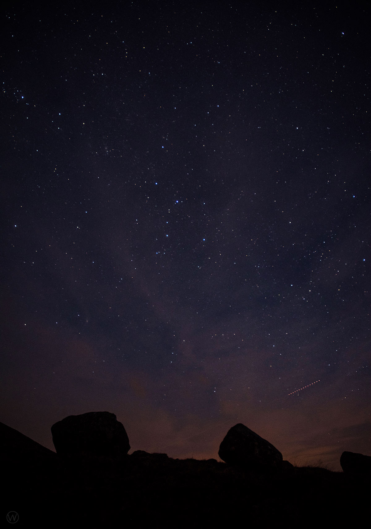 Astrophotography from the Lake District