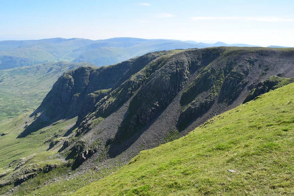 Black Tippet from the Fairfield Horseshoe