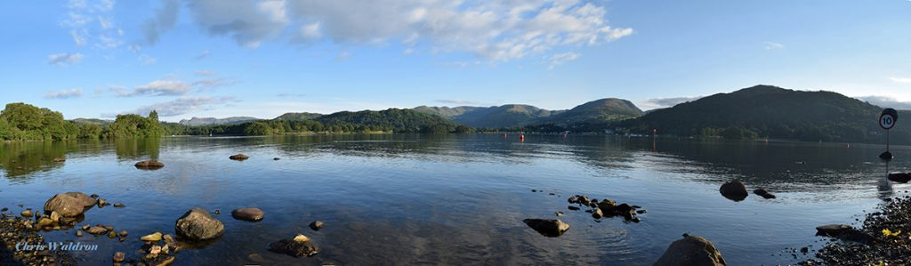 Fairfield Horseshoe over Windermere