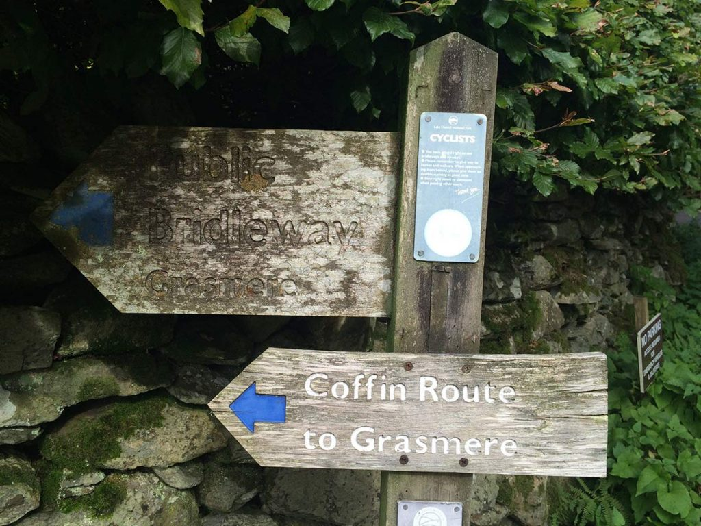The Coffin Route from Rydal to Grasmere