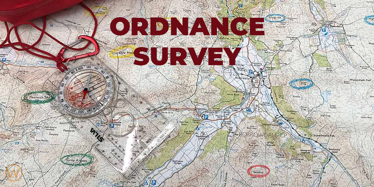 Ordnance Survey Cover