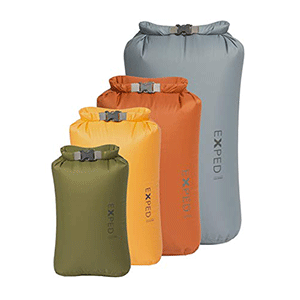 Exped Dry Bag 4 Pack