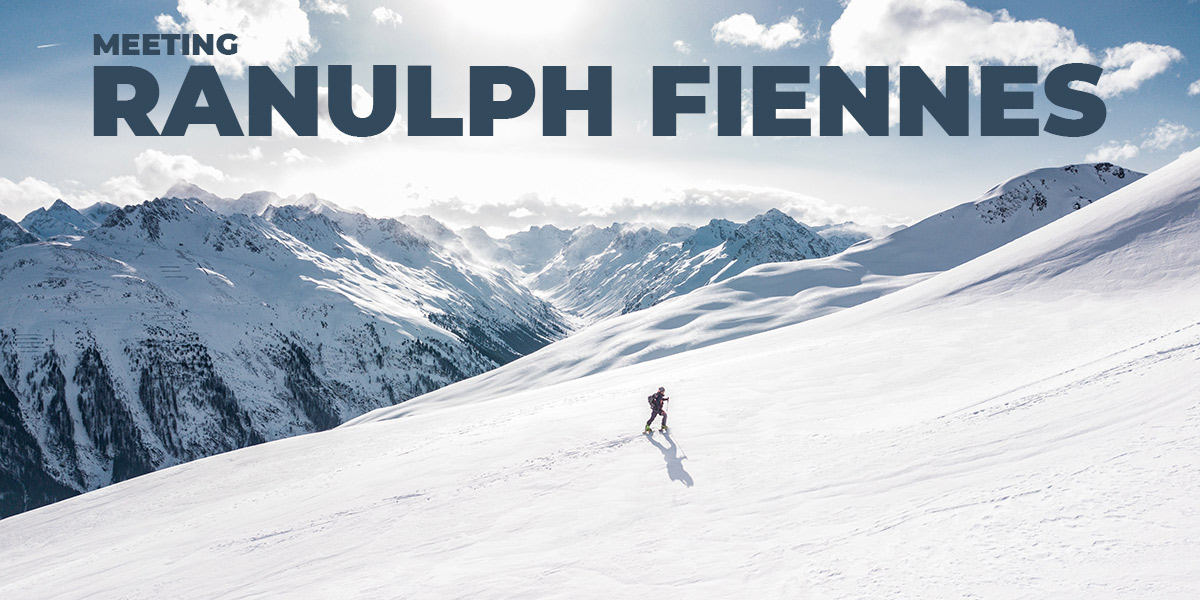 Ranulph Fiennes Cover