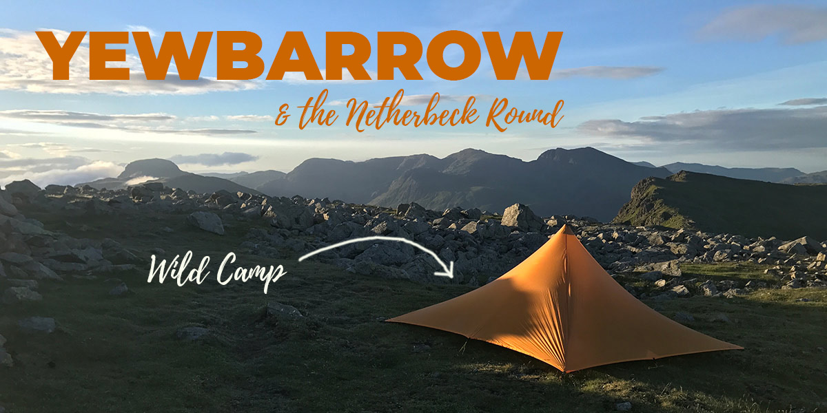 Yewbarrow and the Netherbeck Round cover