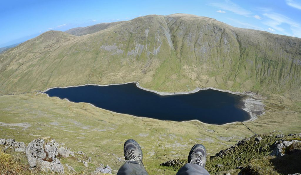 Hayeswater from Gray Crag