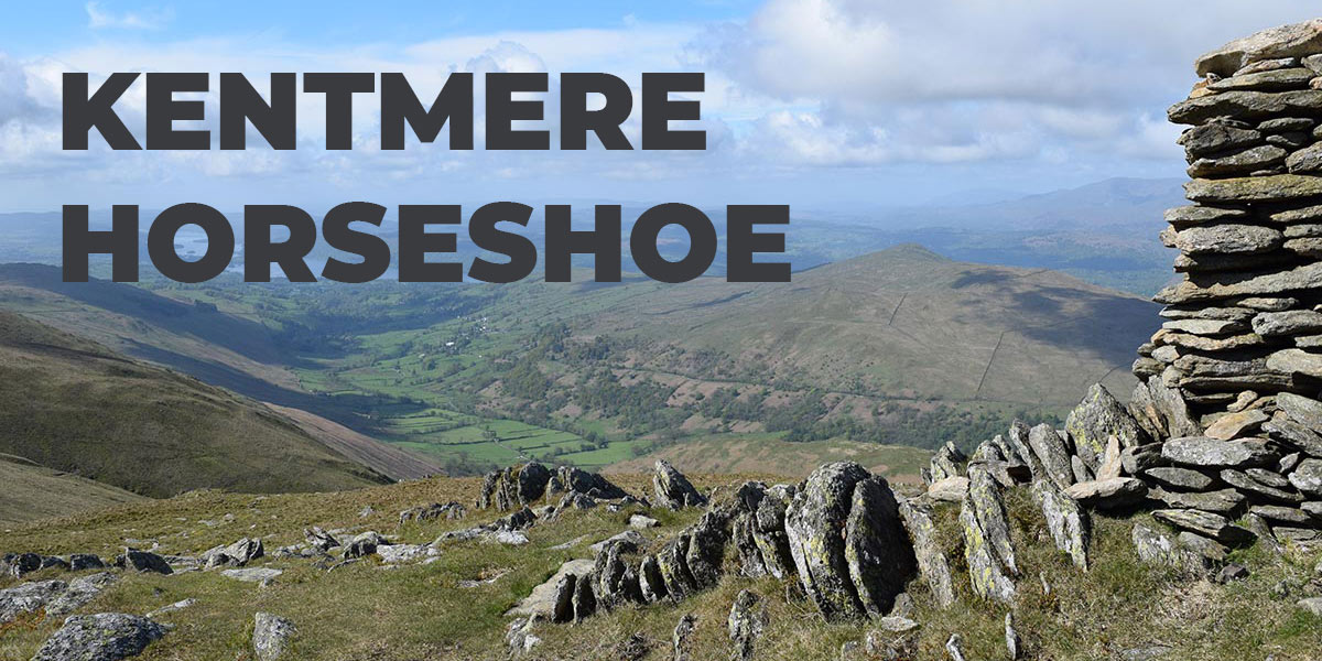Kentmere Horseshoe cover