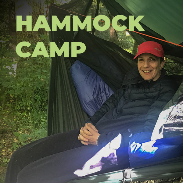 Hammock Camping in the Forest Of Bowland