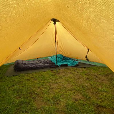 Ultralight Trailstar Groundsheet