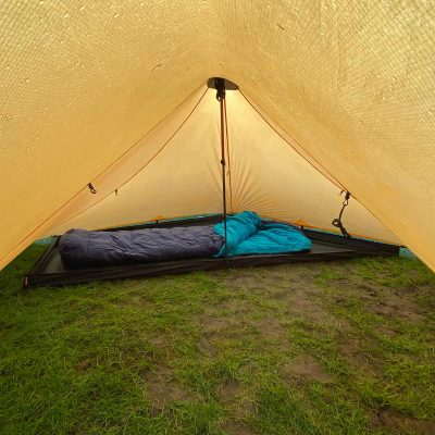 Trailstar OookTub Bathtub Groundsheet