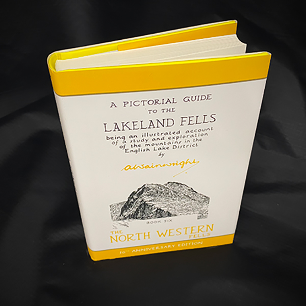 Wainwrights Pictorial Guide - North Western Fells Book 6