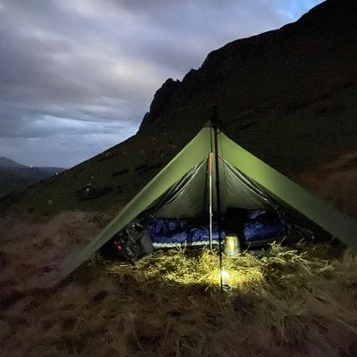 Wild Camping Shelters
