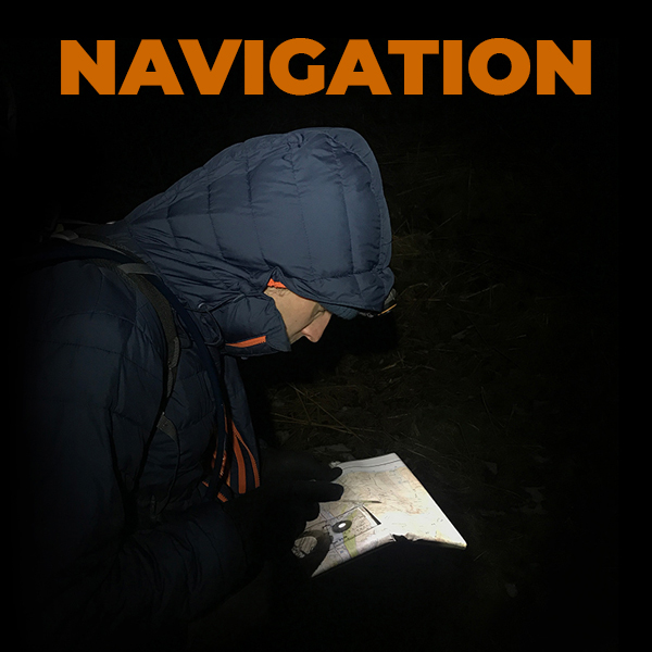 Navigation & Map Reading Cover