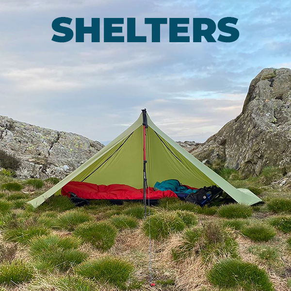 Wild Camping Shelters Cover